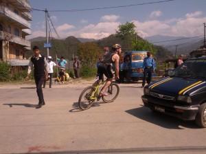Radstrecke Himalayan Rush