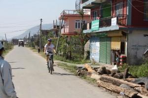 Fahrrad Himalayan Rush