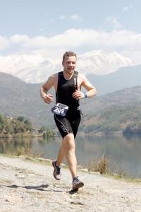 Laufstrecke Himalayan Rush
