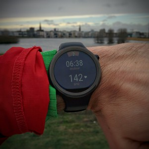 Moto 360 Sport Test: Moto Body App