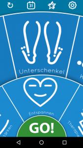 Bluetens Test: App1