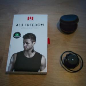 Miiego AL3 Freedom Test: Verpackung