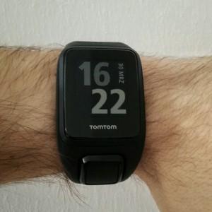 TomTom Runner 2 Cardio Test: Im Uhrenmodus